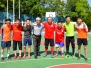 20171011 A Friendly Football Match Between Teachers and Students