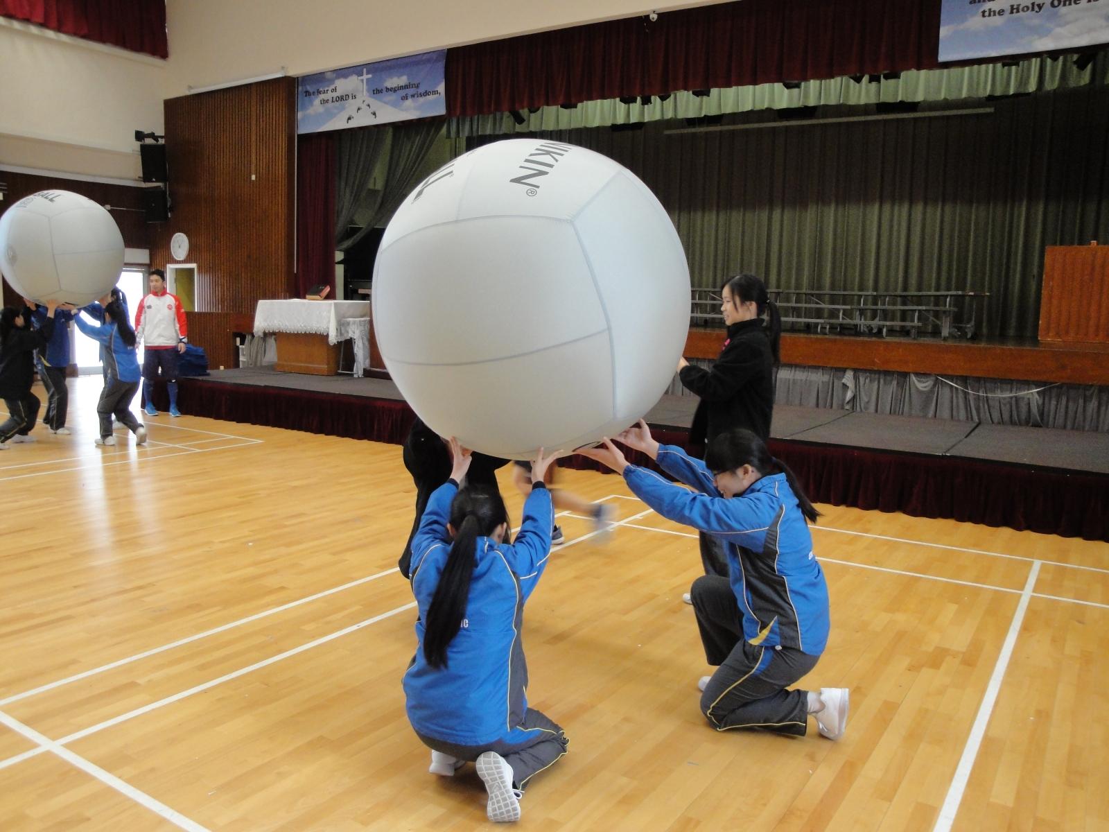 kin ball 2