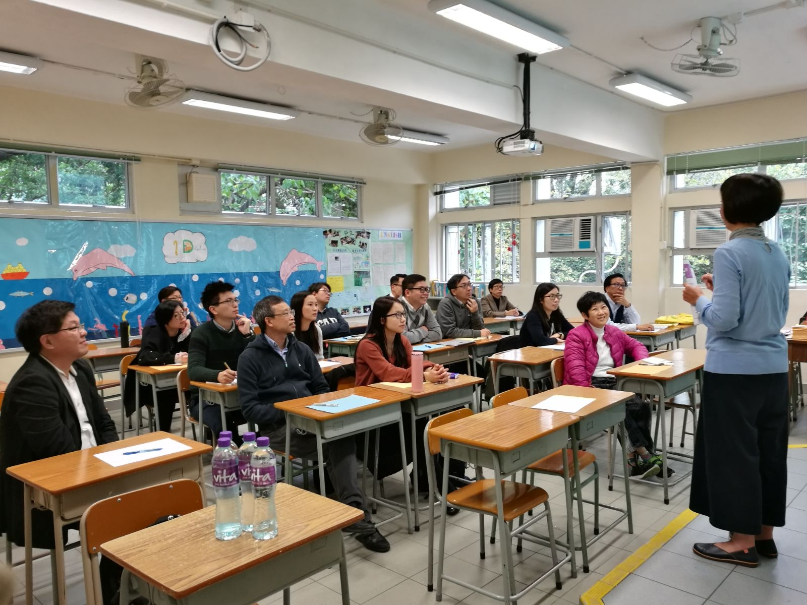 專業分享_如何把價值教育帶進課堂_吳美蓮博士