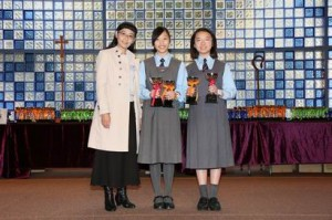 Chinese Bible Speech Festival 1A Ching Sum Yuet