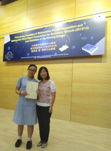 Maths Book Report - Ng Yuen Lam