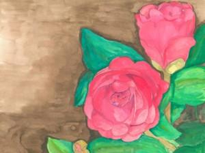 Ngai Ka Lee's painting