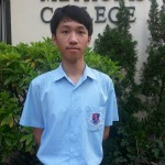 2014-02 Mathematics book report competition for secondary students 3A Tsoi hoi lam