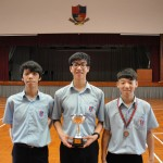 Outreach Coaching Squash Competition 2013-2014