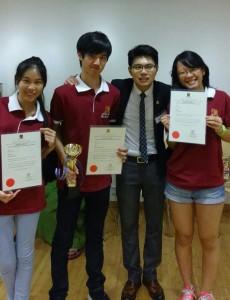中史科_香港歷史青年領袖培訓照片2014