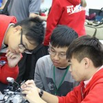 World Robot Olymmpiad Hong Kong Regional Selection 2014 GEN II Football-1